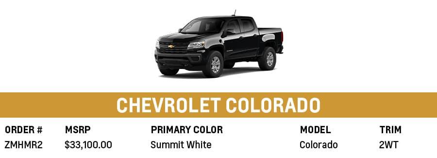 Chevrolet Colorado | Sherman, TX