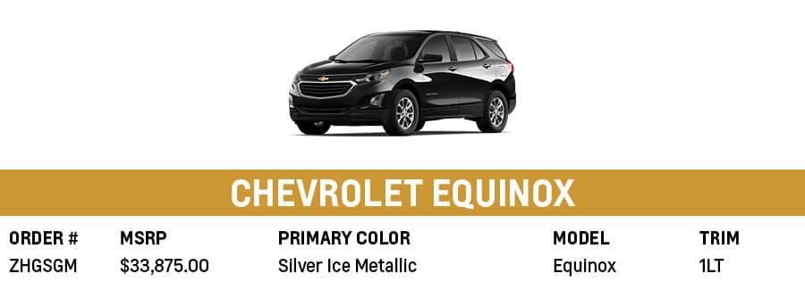Chevrolet Equinox | Sherman, TX