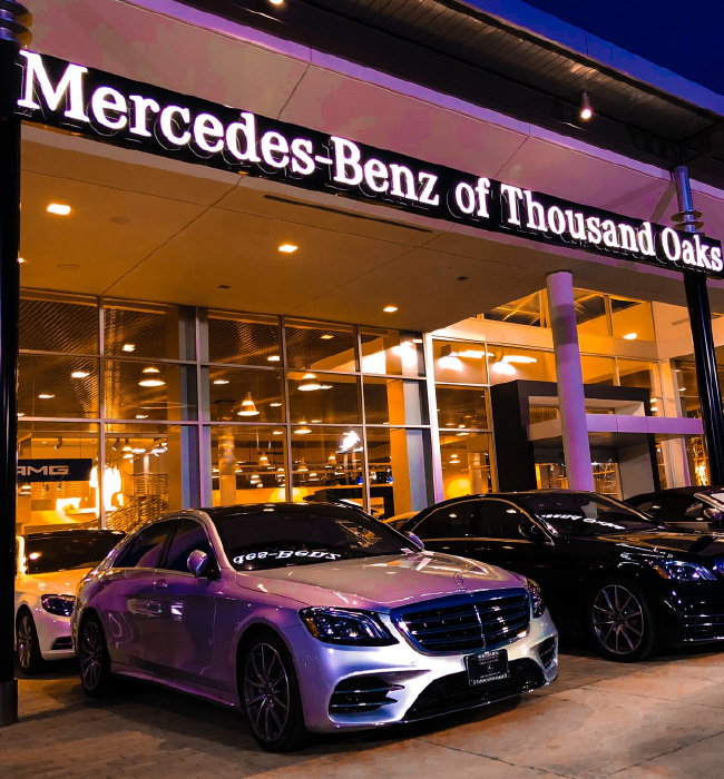 Mercedes-Benz Of Thousand Oaks: Mercedes-Benz Dealer In