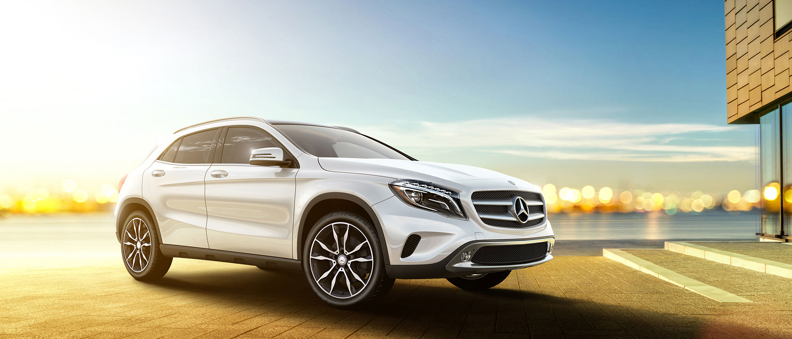 2016 mercedes benz gla250 suv silver star montr al for Mercedes benz montreal