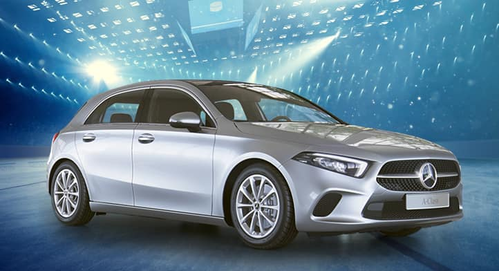 2019 A 250 Hatch with Premium Package, Total Price $41,916.49