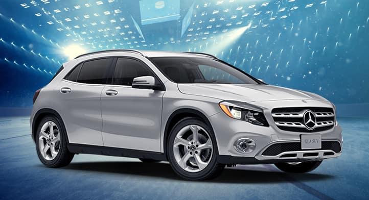 2019 GLA 250 4MATIC SUV, Total Price $40,548