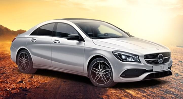 2017 CLA 250 4MATIC Coupe Demo, Total Price $35,866