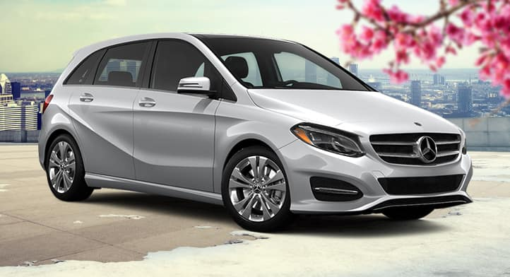2018 B 250 4MATIC demo with Avantgarde Edition Package, Total Price $35,370.38