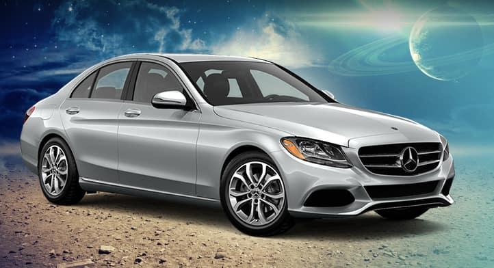 2018 C 300 4MATIC Sedan demo, Total Price $43,616
