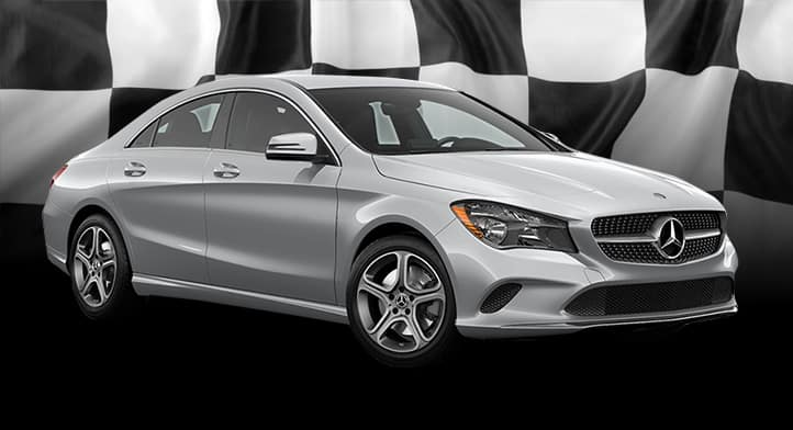 2018 CLA 250 4MATIC Coupe, Total Price $34,474