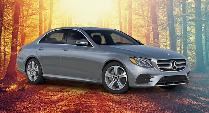 Demo 2018 E 400 4MATIC Sedan, Total Price $70,709