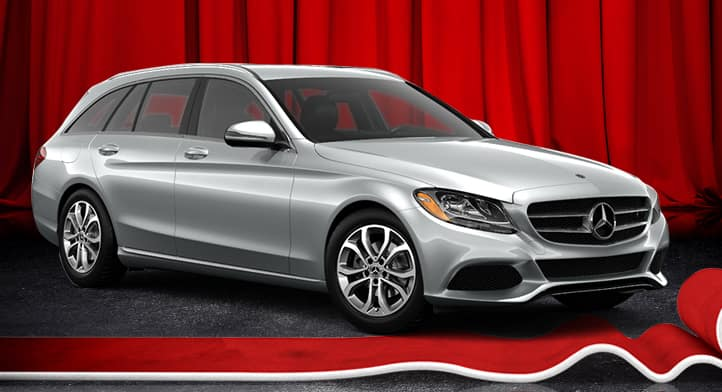 2018 C 300 4MATIC Wagon with Premium Package, Total Price $49,726