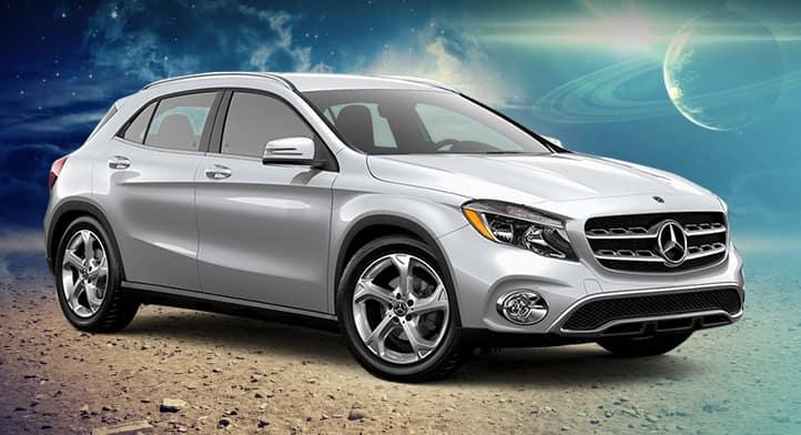 2018 GLA 250 4MATIC SUV demo, Total Price $38,459