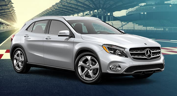 2018 GLA 250 4MATIC SUV demo, Total Price $36,935