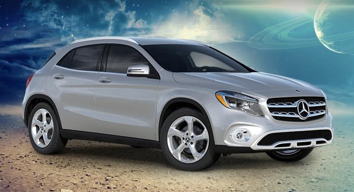 Demo 2018 GLA 250 4MATIC SUV, Total Price $35,634