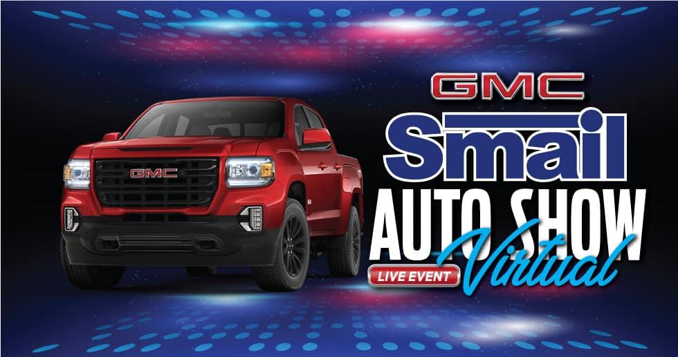 Virtual Auto Show - GMC
