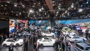 Mercedes-Benz at the 2018 North American International Auto Show (NAIAS)