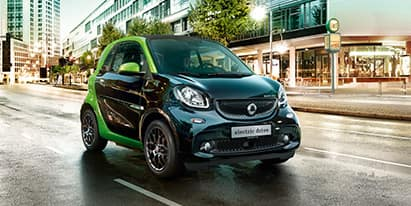 2019 smart fortwo electric drive coupe