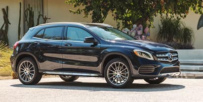 2018 GLA <br><small>Stock Number 20283X</small>