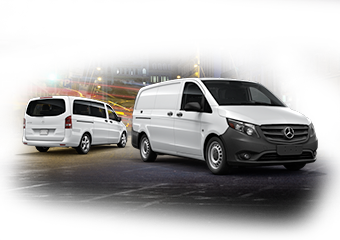 Mercedes-Benz Metris Cargo and Passenger Van