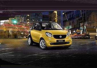 smart fortwo electric drive - cabrio