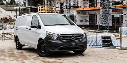 2019 Metris Cargo Vans