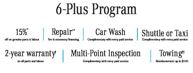 6-Plus Service