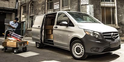 2020 Metris Cargo Vans