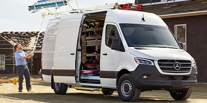 2020 Gas Sprinter Cargo & Crew Vans