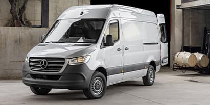 Factory Order your 2021 Sprinter 4x4 Van today!