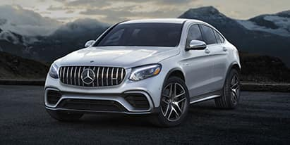 2020 GLC 43 4MATIC