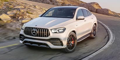2021 GLE 53 4MATIC Coupé