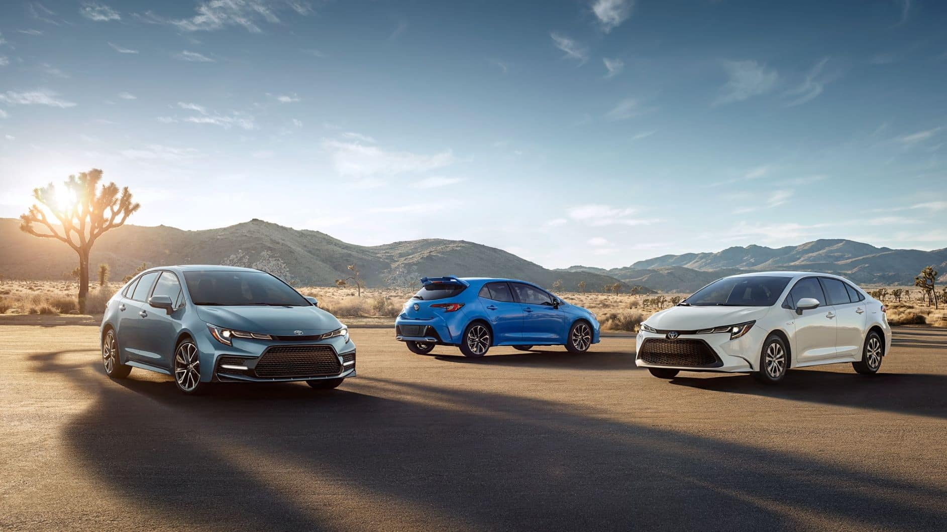 Click here to learn more about the latest safety features and more in the 2021 Toyota Corolla.