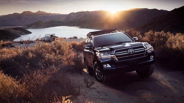 Toyota Land Cruiser Chula Vista