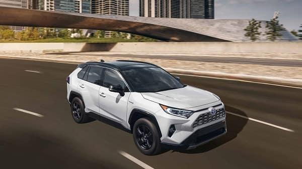 2021 Toyota RAV4 in Chula Vista