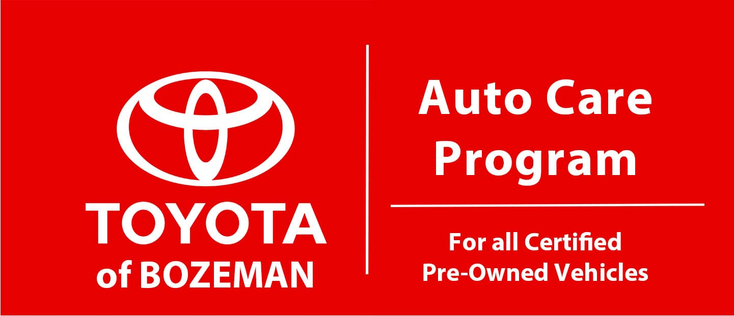 Toyota Of Bozeman New And Used Car Dealerships Bozeman Mt