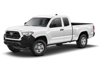 2017 Toyota Tacoma in White