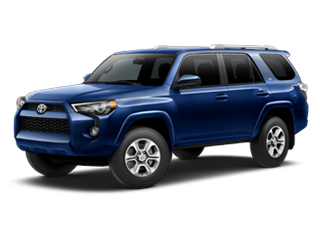 2018 Toyota 4Runner in Blue