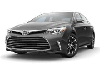 2018 Toyota Avalon in Grey