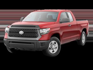 2018 Toyota Tundra Red