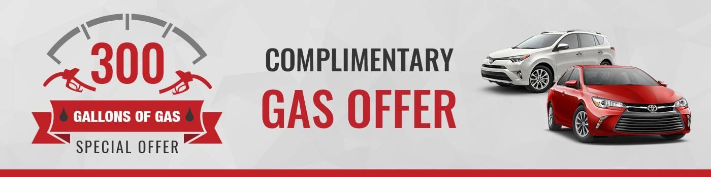 Gas Offer
