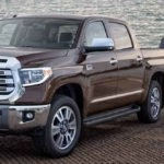 Toyota Tundra Towing a Boat