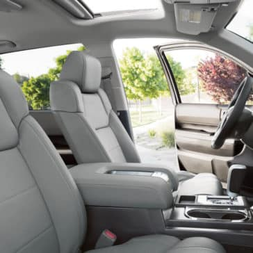 2018 Toyota Tundra Limited Interior