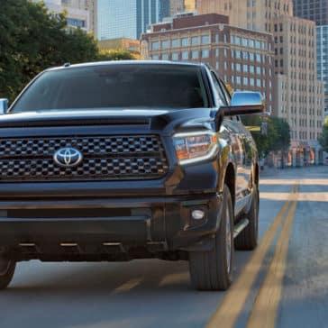 2018 Toyota Tundra Platinum CrewMax