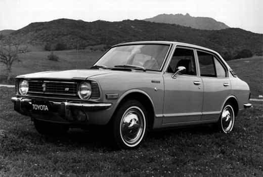 Toyota Corolla 2nd Generation 1973