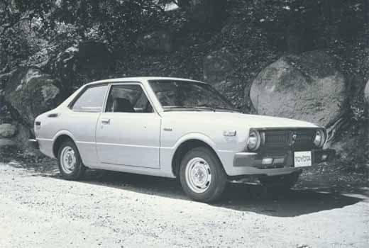 Toyota Corolla 3rd Generation 1977
