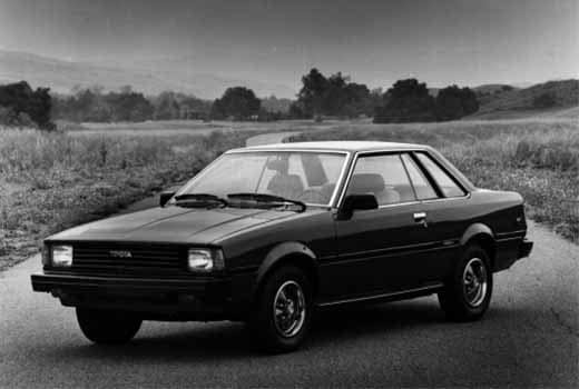 Toyota Corolla 4th Generation 1983