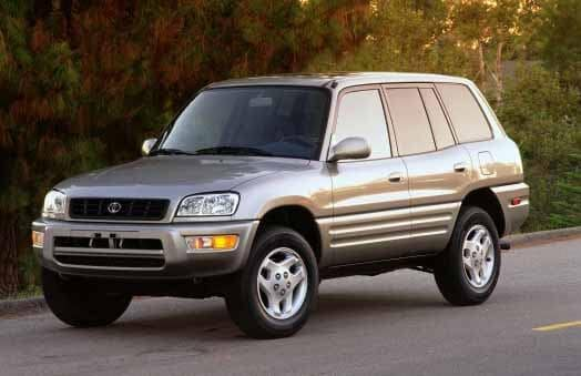 Toyota Rav4 History A Guide To Toyotas Compact Crossover