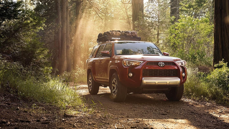 2018 Toyota 4Runner woods