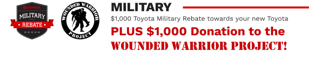 Military offer VIP