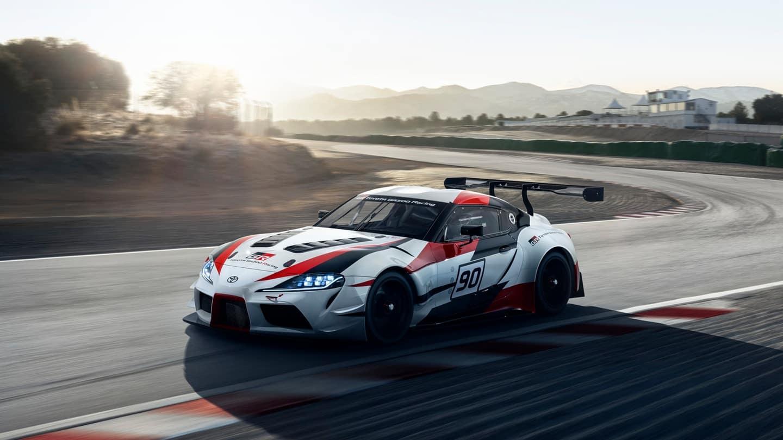 2019 Toyota GR Supra Racing Concept