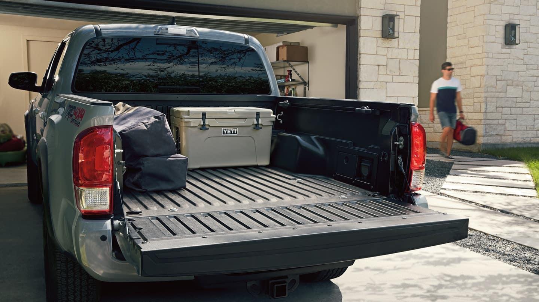 2019 Toyota Tacoma cargo