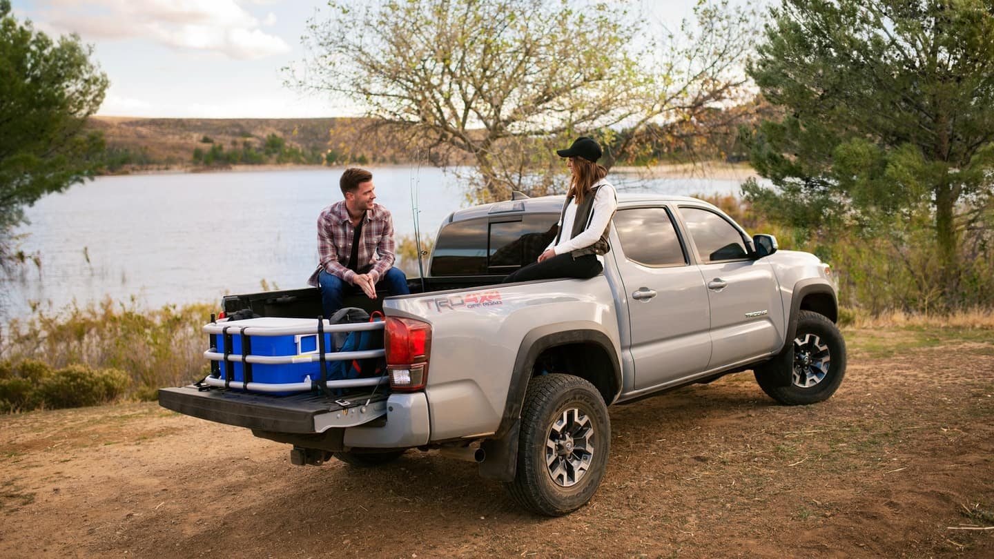 2019 Toyota Tacoma couple