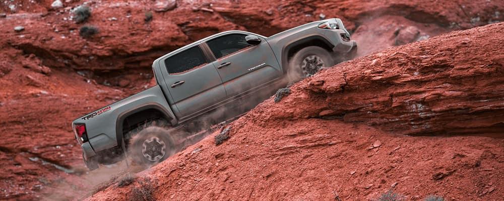 2019 Toyota Tacoma off road capability